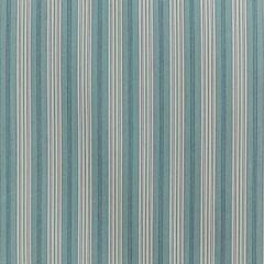 35827-13 HULL STRIPE Lagoon Kravet Fabric
