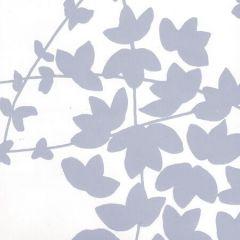 4100-20WP LYSETTE Windsor Blue On White Quadrille Wallpaper
