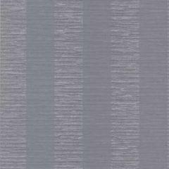 670-66527 Karmen Crepe Stripe Grey Brewster Wallpaper