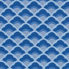 77180 WILHELM Blue Schumacher Fabric