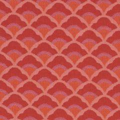 77181 WILHELM Coral Schumacher Fabric
