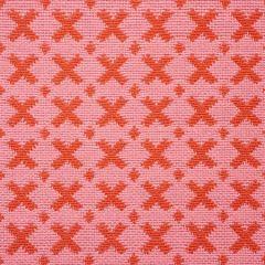 77201 ELIAS Pink Red Schumacher Fabric
