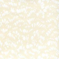8210WP-01OWP PASSY II White On Off White Quadrille Wallpaper