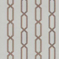 BREVE STRIATION Multi Fabricut Fabric