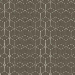 FEARNLEY Mocha Fabricut Fabric