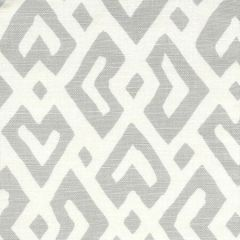 AC115-01 JUAN LES PINS Pale Gray on Tint Quadrille Fabric