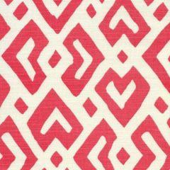 AC115-02 JUAN LES PINS Watermelon on Tint Quadrille Fabric