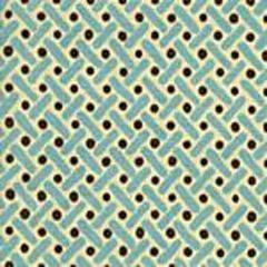 AC200-02 KELLS II Brown Sky on Tint Quadrille Fabric