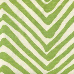 AC305-37 ZIG ZAG LARGE SCALE New Jungle on Tint Quadrille Fabric