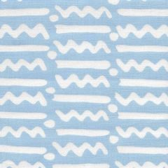 AC407-02 JAYBEE REVERSE Sky Blue on Oyster Quadrille Fabric
