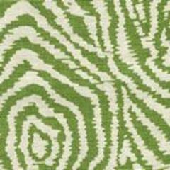 AC809-09 MELOIRE REVERSE New Jungle on Tint Quadrille Fabric