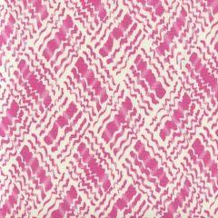 AC860-05 BAHA II Pink on Tint Quadrille Fabric