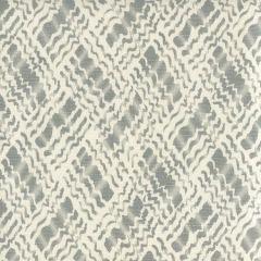 AC860-07 BAHA II Dark Grey on Tint Quadrille Fabric