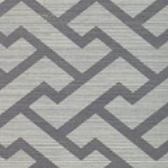 6340R AGA Silver Quadrille Wallpaper