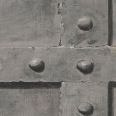 AMW10007-1116 ISAMBARD Steel Kravet Wallpaper