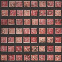 AMW10045-817 PENNY POST Red Kravet Wallpaper