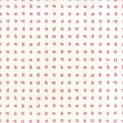 AP880-05AWP TATE Pink On Almost White Quadrille Wallpaper