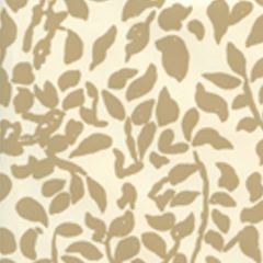 2030-09WP ARBRE DE MATISSE Camel II On Off White Quadrille Wallpaper