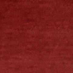BF10827-450 ALMA VELVET Red GP & J Baker Fabric