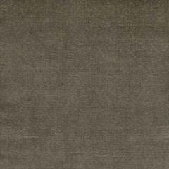 BF10827-935 ALMA VELVET Woodsmoke GP & J Baker Fabric