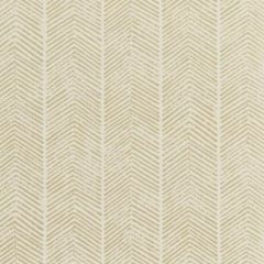 BW45085-2 HERRINGBONE Linen GP & J Baker Wallpaper