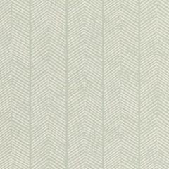 BW45085-3 HERRINGBONE Aqua GP & J Baker Wallpaper