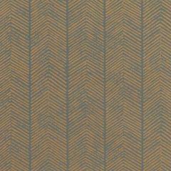 BW45085-5 HERRINGBONE Charcoal Bronze GP & J Baker Wallpaper