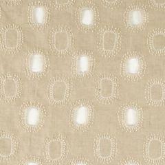 DG-10162-008 BIJOU Natural Donghia Fabric