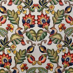 DILLION Natural Magnolia Fabric