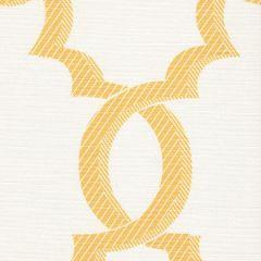 303700F-03 EL CID New Yellow on Light Tint Quadrille Fabric