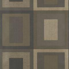 EW15020-850 MORO Charcoal/Bronze Threads Wallpaper