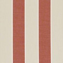 F0597/06 CHATBURN Spice Clarke & Clarke Fabric