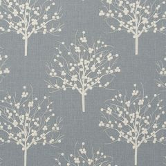 F0733/01 BOWOOD Chambray Clarke & Clarke Fabric