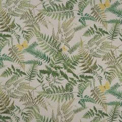 F1156/01 FERN GLADE Linen Clarke & Clarke Fabric
