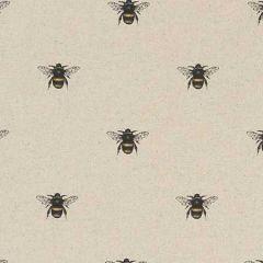 F1325/03 ABEJA Linen Clarke & Clarke Fabric