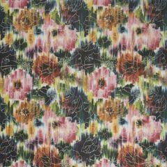 FLORAL ILLUSION Pottery Fabricut Fabric