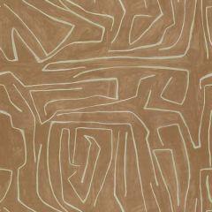 GWF-3530-117 GRAFFITO Salmon Cream Groundworks Fabric