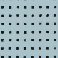 GWP-3502-158 CHALET Blue Black Groundworks Wallpaper