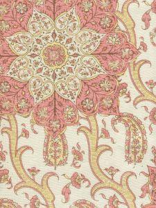 HC1970C-03 KASHMIR EXOTIQUE Pinks  Quadrille Fabric