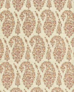 HC1960C-06 KASHMIR PAISLEY PETITE Pink Quadrille Fabric