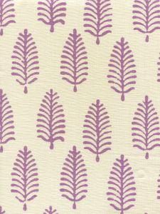 HC1940-06 PINEWOOD Lavender on Tint Quadrille Fabric