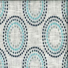 SALEM Aqua Norbar Fabric