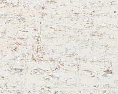 SC 0001WP88336 METAL CORK White Birch Scalamandre Wallpaper