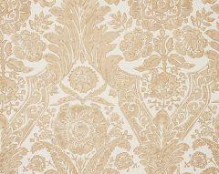 SC 0001WP88354 LUCIANA DAMASK PRINT Sand Scalamandre Wallpaper