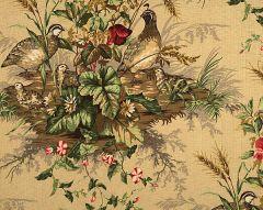 16310-002 EDWIN'S COVEY Multi On Sisal Scalamandre Fabric