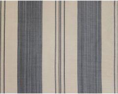 26982-002 ASTOR STRIPE Indigo Scalamandre Fabric