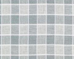 27043-002 WAINSCOTT CHECK SHEER Haze Scalamandre Fabric