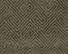 27060-002 MEANDER VELVET Stone Scalamandre Fabric