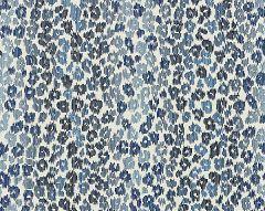 27177-002 BLOOM Lapis Scalamandre Fabric