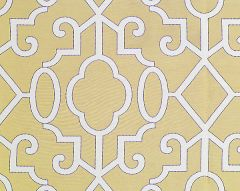 SC 0002WP88356 MING FRETWORK Champagne Scalamandre Wallpaper